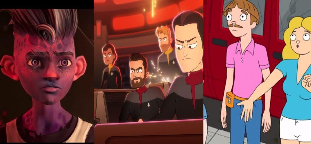 Paramount Plus Memperlihatkan trailer Star Trek Prodigy dan Lower Decks Juga The Harper House