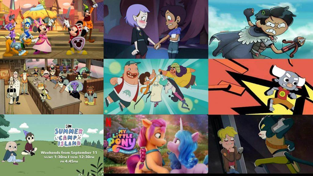 Berikut adalah Jadwal terakhir Disney channel Indonesia dan Disney Junior Indonesia