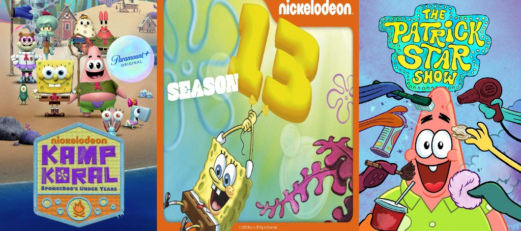 Kartun Spongebob Belum Tamat! Nickelodeon umumkan lebih banyak SpongeBob SquarePants
