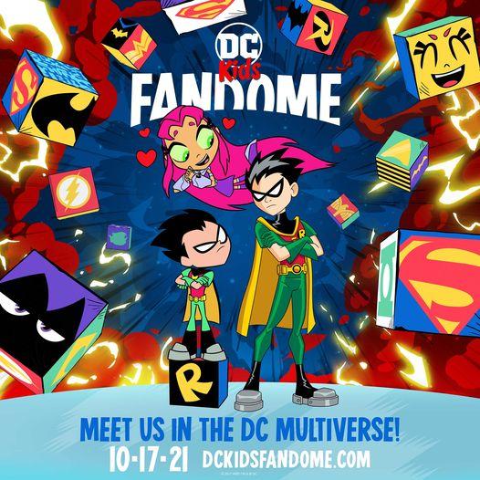 DC FanDome 2021: Ini adalah panel-panel yang akan dihadirkan di acara tersebut