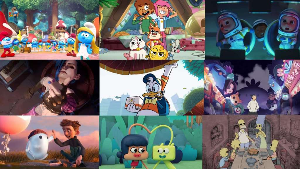 Berikut jadwal Cartoon network Nickelodeon Disney Plus Indonesia Oktober 2021