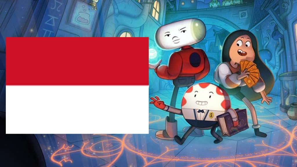 Adventure time Wizard city Resmi masuk indonesia pada 30 Oktober Hallowen!