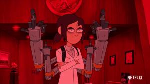 Netflix Merilis trailer Inside Job Jika Gravity Falls dan Rick and Morty bergabung