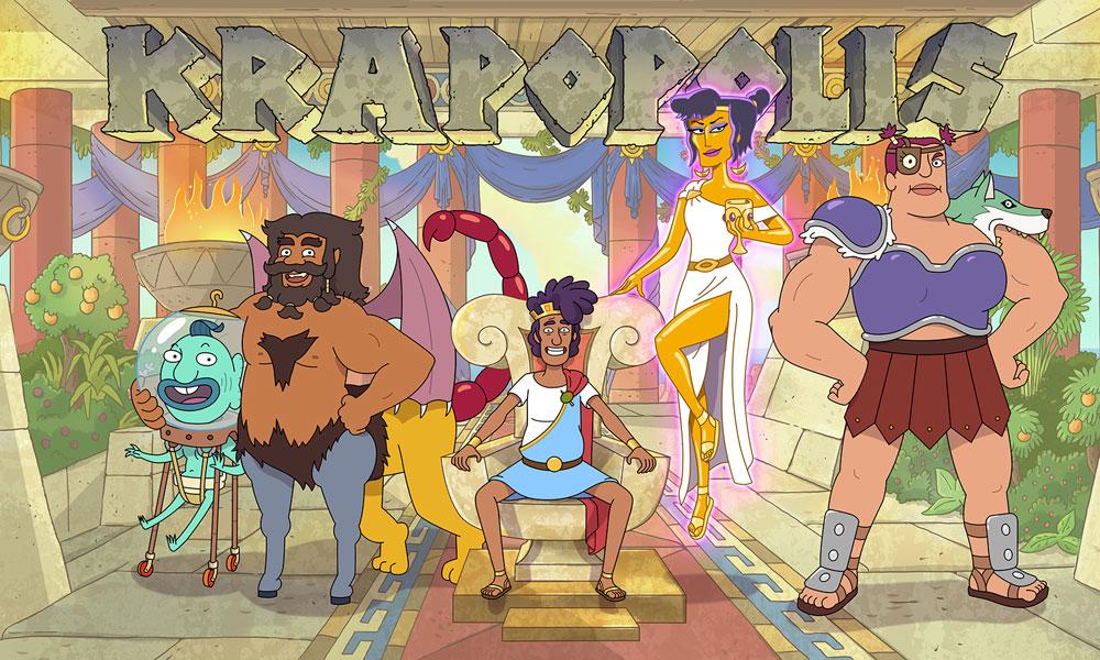 Fox Animation Sedang mengeksplorasi genre berbeda untuk serial animasi nya