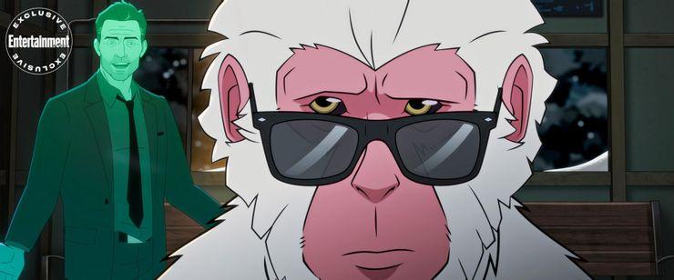 Hulu Rilis Teaser untuk Seri animasi Marvel Comics Hit Monkey