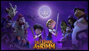 Jika semua dongeng Grimm di adaptasikan animasi netflix A Tale Dark & Grimm
