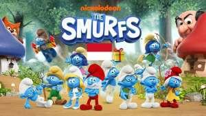 Nickelodeon indonesia Resmi Menayangkan Kartun The Smurfs Pada 25 Oktober 2021!