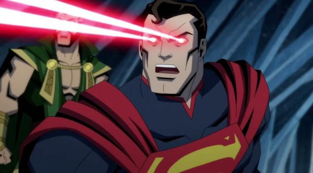 Trailer Animasi DC Injustice Hadir Dalam Format Digital pada 19 Oktober 2021