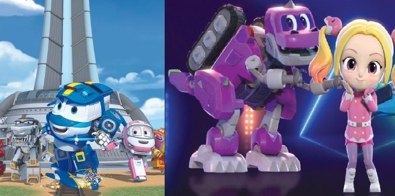Robot Trains Season 3 Sedang dalam Penggarapan dan Gogo Dino Explorers Season 4 Segera di Indonesia RTV