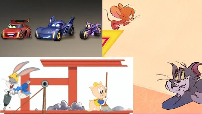 Blok Cartoonito meluncurkan lebih banyak seri kartun berikutnya