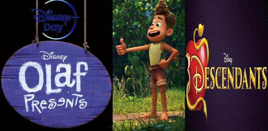 Bukan Bella Ciao, Disney+ Umumkan Animasi Luca CIAO ALBERTO, Seri Animasi Olaf dan DESCENDANTS