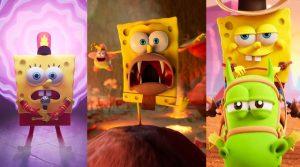 Sambut Game Terbaru SpongeBob SquarePants: The Cosmic Shake