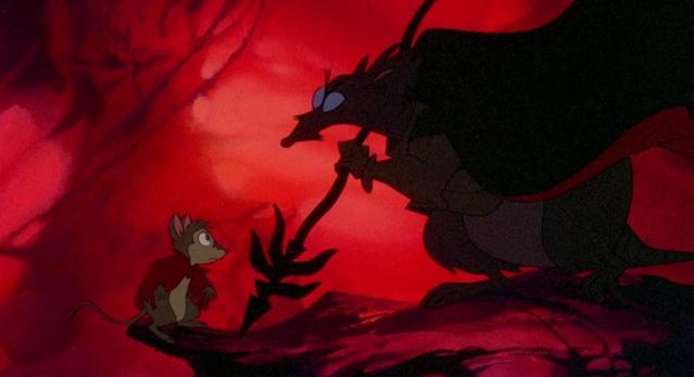 The Secret of NIMH Sedang DI kembangkan menjadi seri animasi dramastisnya sendiri