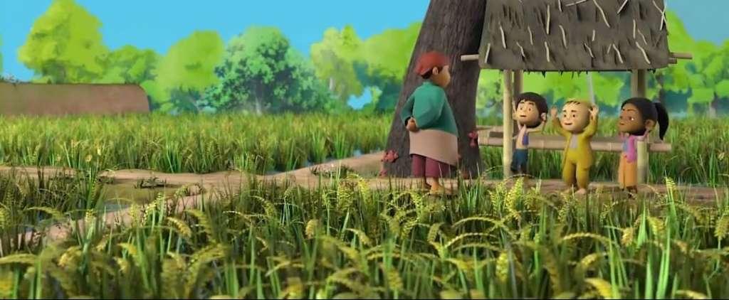 Animasi Kebudayaan Indonesia Lagi! Wali Songo Hadir di Kayana TV Indihome