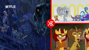 Netflix: Jurassic World Camp Cretaceous Season 4 Back to the Outback dan Big Mouth Season 5
