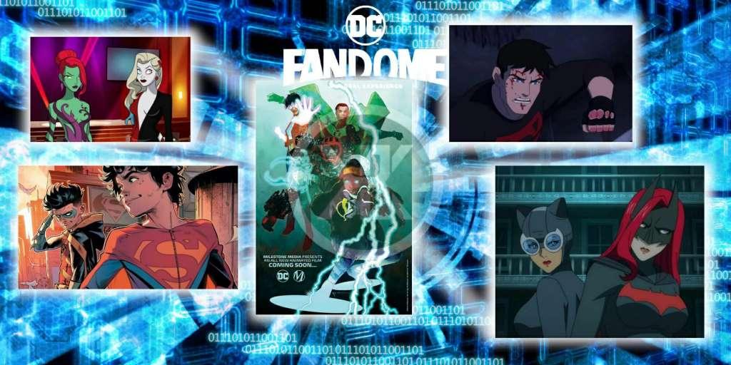 Rangkuman Berita Seri Animasi Dewasa DC Fandome 2021