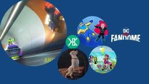 Rangkuman Berita Kartun dan Animasi anak anak DC Kids Fandome 2021