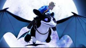 Dreamworks Merilis spin off How To Train your Dragons The Nine Realms