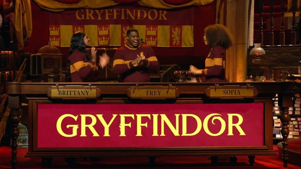 "Sambut Acara Kuis Pertama Cartoon Network ""Harry Potter: Hogwarts Tournament of Heroes""!"