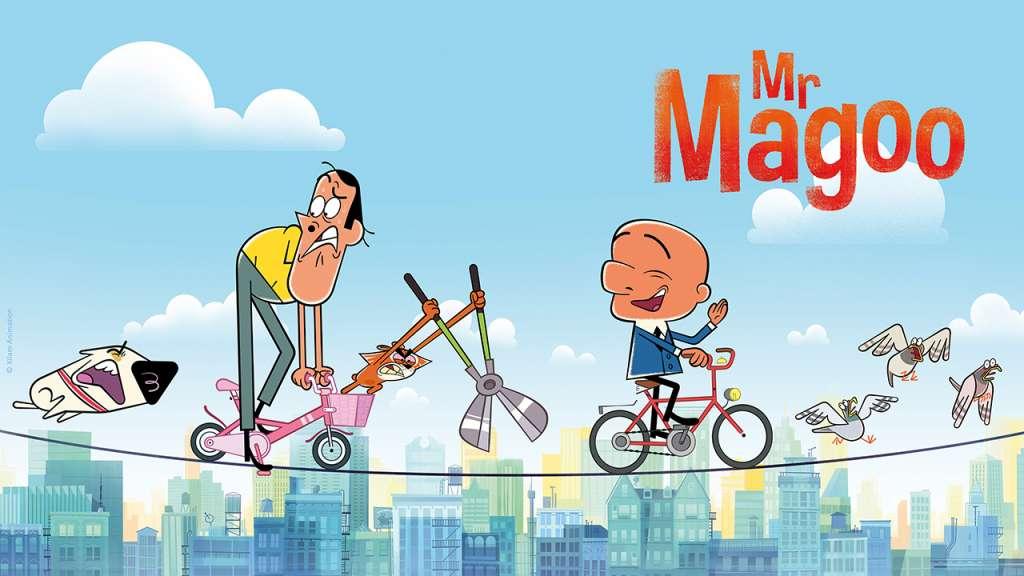 Versi Reboot dari Kartun MR Magoo Segera masuk Cartoon network Indonesia
