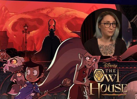 Dana Terrace menjelaskan mengapa the owl house season 3 di persingkat