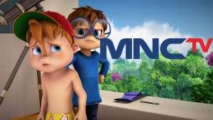 MNCTV Pesan Musim Ketiga kartun Nickelodeon ALVINNN and the Chipmunks