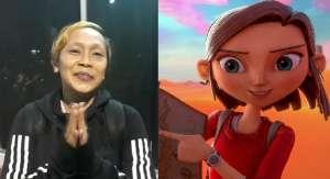 Leni M tarra Menjadi Seiyuu Dorothy Di Lost In Oz Segera di Net tv