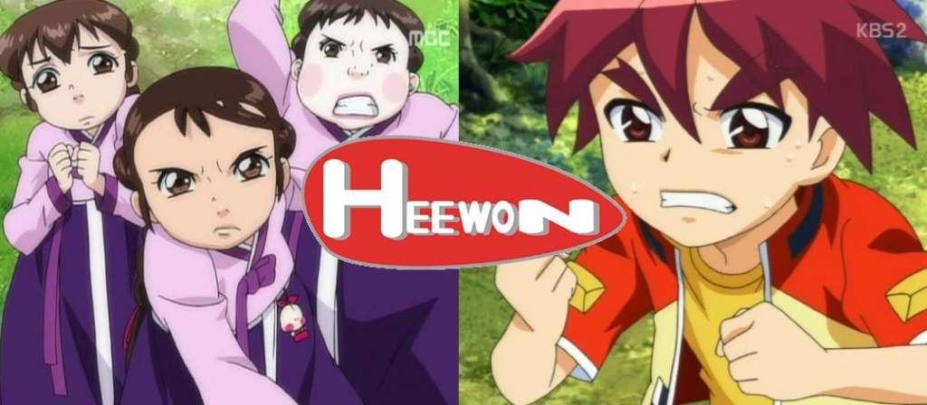 Studio animasi Jang Geum's Dream Dan Turning Mecard Versi 2D Bangkrut